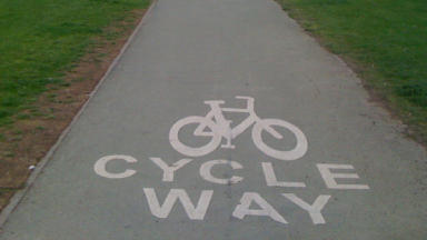 Cycle campaign backed by council