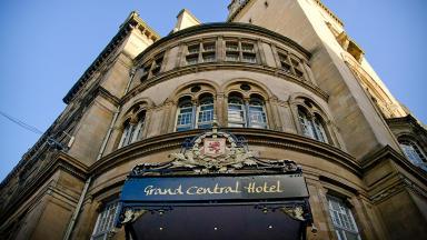 Grand Central Hotel, Glasgow.