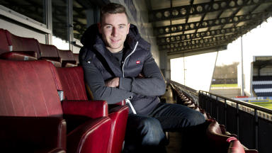 St Mirren defender Paul Dummett.