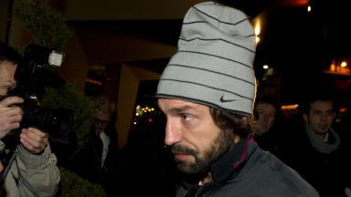 Andrea Pirlo, Juventus, February 2013.