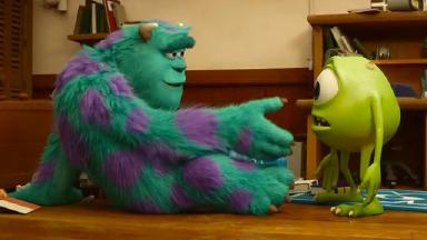 New Monsters University trailer sees Helen Mirren show off her 'true form'