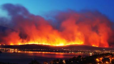 Fort William Wildfires