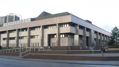 Quality generic of Glasgow Sheriff Court