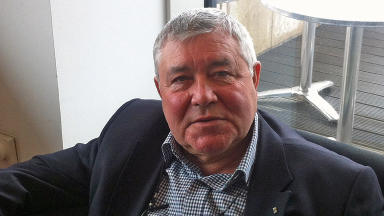 Bob Thomson - former chairman of the Scottish Labour Party, STUC official and publisher of Scottish Left.