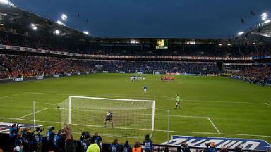 Molde stadium, 2009, Creative Commons.