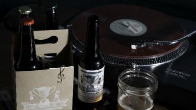 Record Battle: The battle of beer and vinyl will take place on Record Store Day.