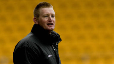 Steve Lomas, St Johnstone manager, March 2013.