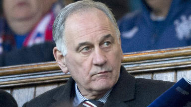 Rangers chief executive Charles Green has resigned from his post at the club.