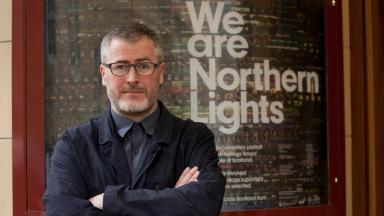 Nick Higgins: Director of We Are Northern Lights.