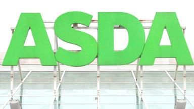 Asda sign quality image