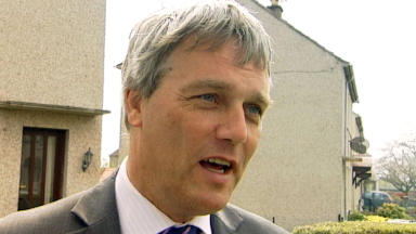 Willie Young, Scottish Labour candidate for Aberdeen Donside by-election