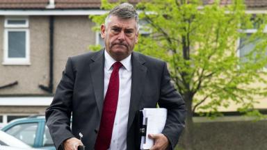 Stewart Gilmour, St Mirren chairman, May 2013.