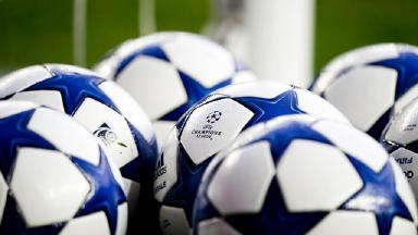 UEFA Champions League Weekly