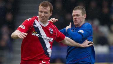 Scott Boyd made 300 appearances for County.