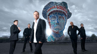 Simple Minds: Gigs in Dundee and Inverness.