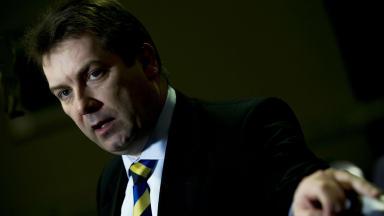 David Longmuir, SFL chief executive, May 2013.