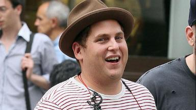 Jonah Hill thought he would die