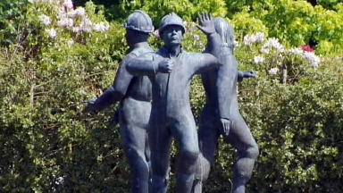Aberdeen Piper Alpha memorial
