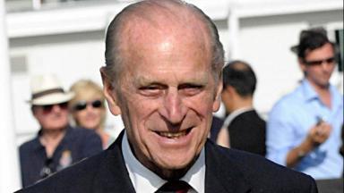 Prince Philip leaves hospital