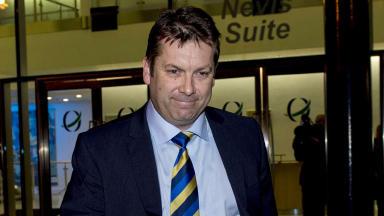 SFL chief executive David Longmuir.