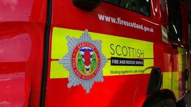 Incident: Firefighters battled the blaze for two hours (file pic).