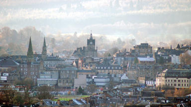 Stirling: The council welcomed city deal negotiations.