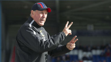 Terry Butcher, Inverness, August 2013.