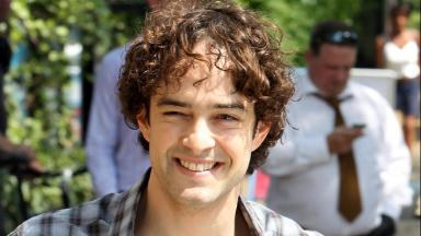 Lee Mead joins Casualty