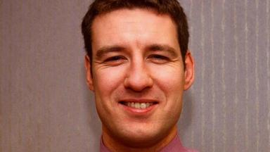 Alistair Wilson: Shot dead on doorstep of his home in 2004.