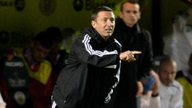 Aberdeen manager Derek McInnes
