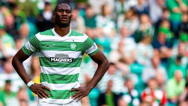 Transfer: Amido Balde has made a deadline-day move to Belgium.