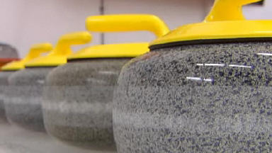 Curling: The national centre is being built in Stirling.