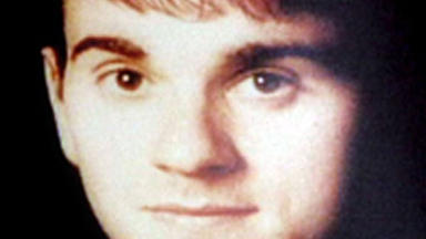 Kevin McLeod, 24, who died in Wick harbour in February 1997. Police believe he fell in, his family are convinced he was attacked.