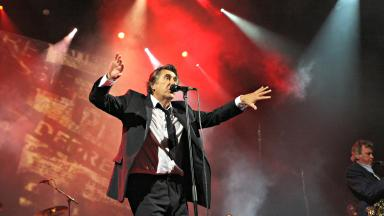 Bryan Ferry plays the Edinburgh's Usher Hall this month.
