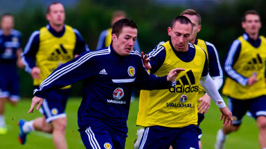 Ross McCormack has pulled out of the Scotland squad.