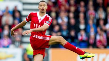 Aberdeen's Michael Hector.