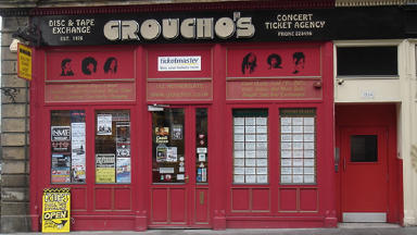 Groucho's in Dundee