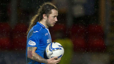 Stevie May in January 2014.