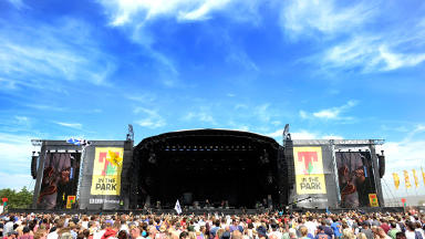 Parked: DF Concerts say the festival needs to 'take a break'.