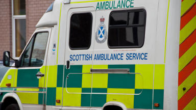 Theft: Bag stolen from ambulance workers.