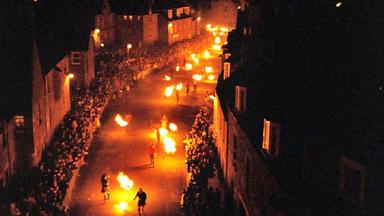Fireballs: Historic tradition is under threat.