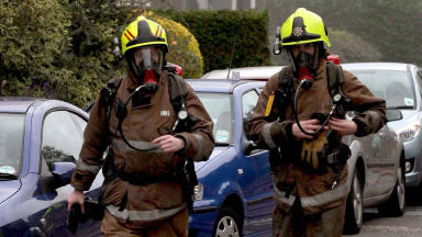 Western Isles: Firefighters told not to attend emergencies.