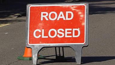 Fife crash: Lorry piles into row of cars in Cupar Road, Guardbridge.
