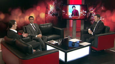 Scotland Tonight: Discussion on the Chhokar case