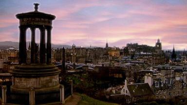 Edinburgh: City was runner up to London for top UK break.