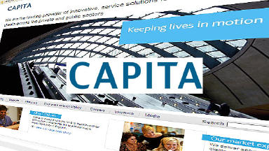 Capita: Staff at outsourcing firm to walk out over pay row.