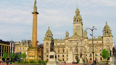 George Square: the Scottish Defence League plan to march to the square in February