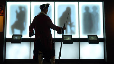 Culloden: Visitor centre to host two days of events (file pic).