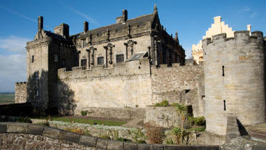 Stirling Castle: Beat Edinburgh Zoo and Dynamic Earth to prize.