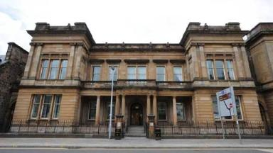 Paisley Sheriff Court.